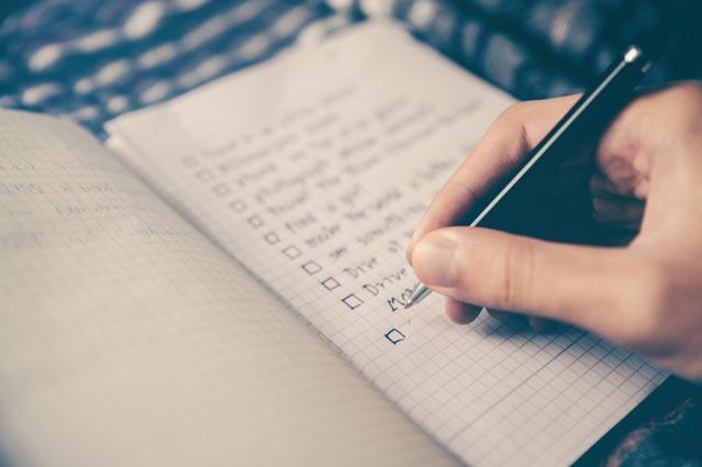 wikiRZ Checkliste Reinzeichnung Datenübergabe