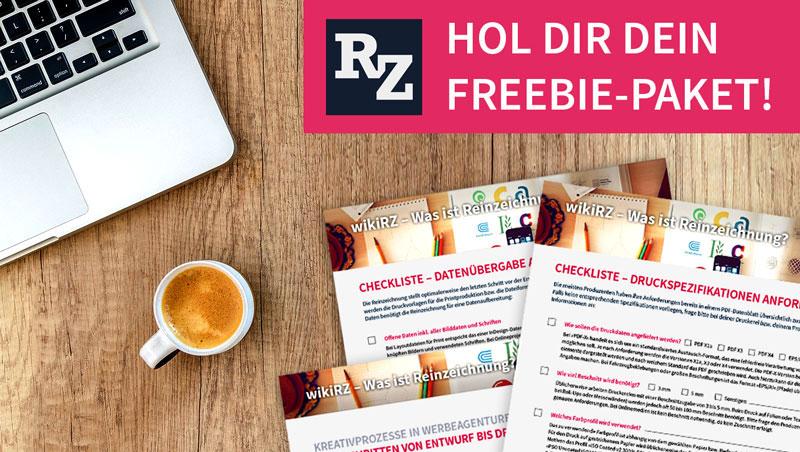 was ist reinzeichnung wikiRZ Newsletter Freebie Anmeldung